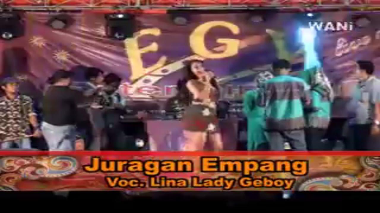 Juragan Empang - Lina Geboy - YouTube