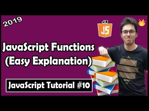 Functions in JavaScript | JavaScript Tutorial In Hindi #10 thumbnail