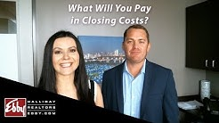 Northern Texas Real Estate Agent: What will you pay in closing costs?