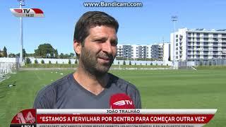 Juniores: João Tralhão e Gedson Fernandes, sobre a 1ª jornada da UEFA Youth League