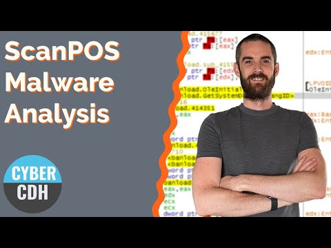 ScanPOS malware delivered by Kronos Banking Trojan - Quick Code Analysis