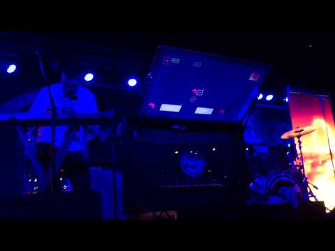 6 - The Future is Now - Starset (Live in Raleigh, NC - 8/21/15)
