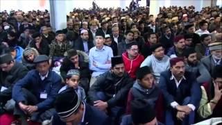 Conversions et responsabilités de tout musulman ahmadi - sermon 16-10-2015