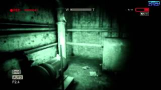 Game | Outlast Gameplay Basement Gas Pumps, Main Breaker and Generator HD | Outlast Gameplay Basement Gas Pumps, Main Breaker and Generator HD