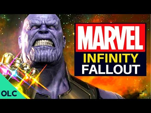 INFINITY FALLOUT: How Avengers 4 Can Fix Everything