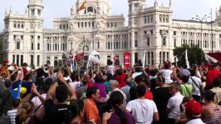 ブエルタ・ア・エスパーニャ 2011 表彰式