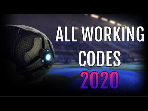 All Working 2020 Free Redeem Codes On Rocket League Youtube