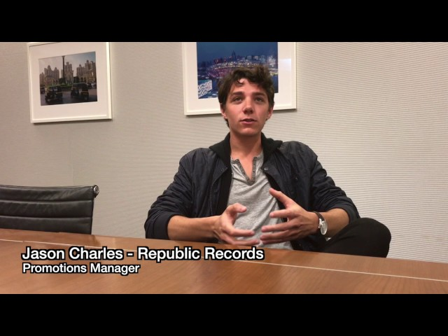 Jason Charles: Promotion Manager at Republic Records | Influencer Marketing