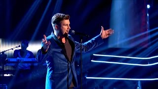 Karl Loxley performs 'Nessun Dorma' - The Voice UK 2015: Blind Auditions 6 - BBC One