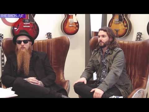 """""""Skindred"""" interview at Gibson HQ with """"The Backline show"""""""
