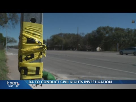 Travis County DA launches Civil Rights Unit to review all use of force cases