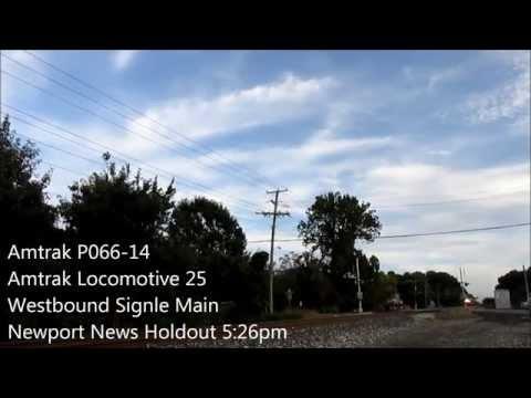 Fall Rail Fanning - CSX Peninsula...