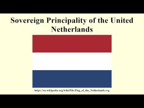 Sovereign Principality of the United Netherlands