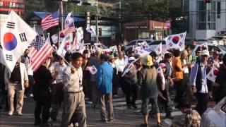 와신상담 4만3천....영상 90.... 서청대...박근혜 대통령 석방하라!!!