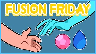 Fusion Friday | Lapis/Steven | Speedpaint