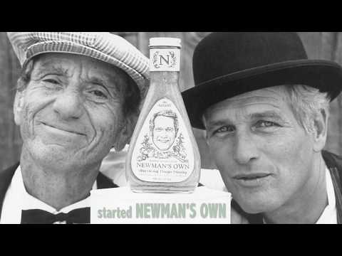 Newman's Own - Celebrating 35 Years of Giving it All Away