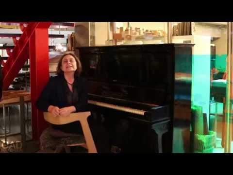 Pianist Ayse Tutuncu Plays at GAD