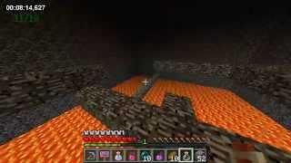 Minecraft TAS: Sea of Flame II (00:11:44,237)