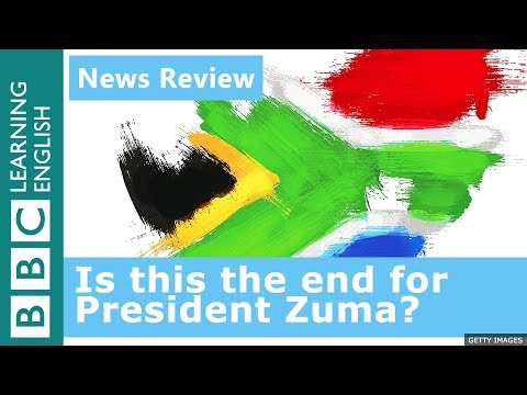 News Review: South Africa: reports ANC tell Zuma to go
