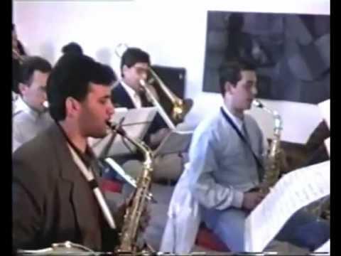 Gennaro Bruno - Workshop per Big Band, Conservatorio di Cosenza 1990