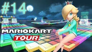 Tour Challenges 1 Tips & Baby Rosalina Cup - Mario Kart Tokyo Tour Part 14