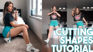 Cutting Shapes Tutorial | Charleston, Cow Tail, and all the shapes I know