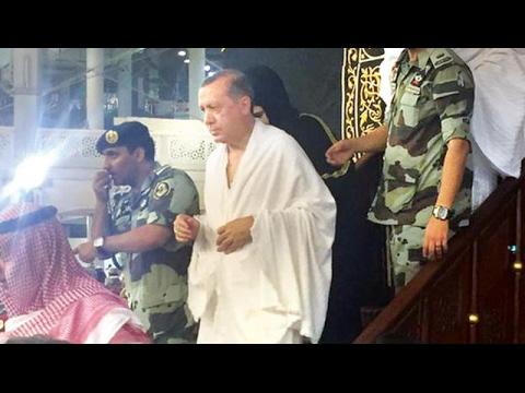 Başkan @RT_Erdogan Kâbe içine (Mekke'de) ve Hz.Muhammed'inﷺ kabrine (Medine'de) girdi @AdnanSensoy