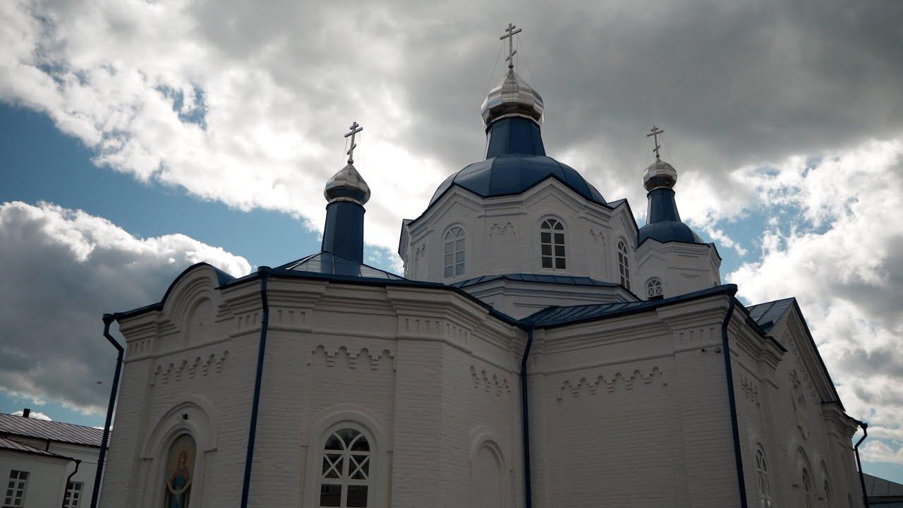Верхотурский Свято-Покровский женский монастырь отмечает 400 летие со дня основания.