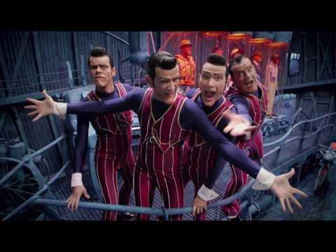 We Are Number One but slowed down to 1% speed. (We Are Number One Hour)
