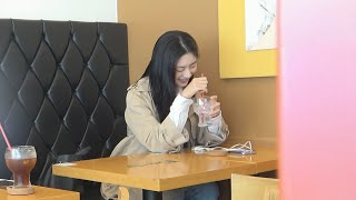 [몰카] '일어나' 모닝콜로 카페 초토화…