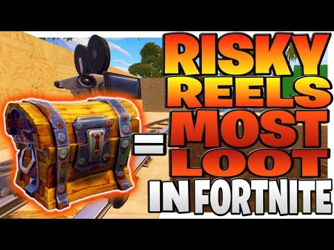 Risky Reels Has The Most Loot In Fortnite Battle Royale
