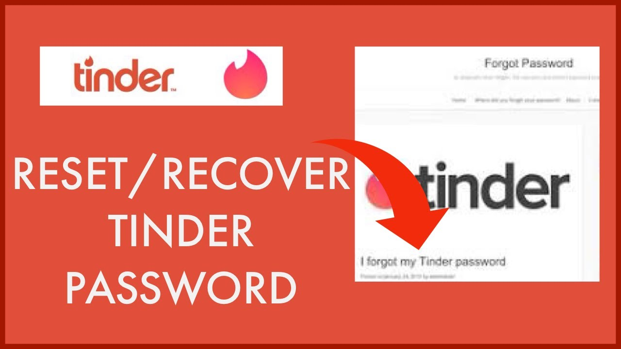 Password change how to tinder How to