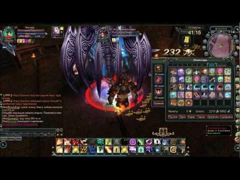 Обзор на игру Blood and Soul от Magika ( Дворец звезд \ земля )