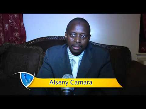 Election Presidentielle en guinee 2015 Reportage a New York