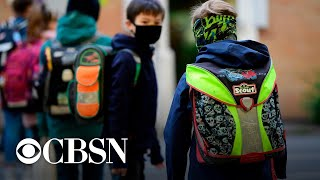 Getting back to school and work safely amid COVID-19 pandemic
