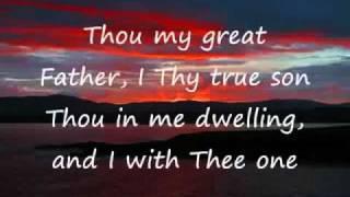 Sê Tu a minha visão - Selah (música)