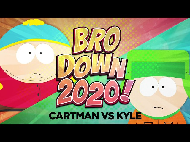 Cartman vs Kyle - South Park Bro Down 2020!