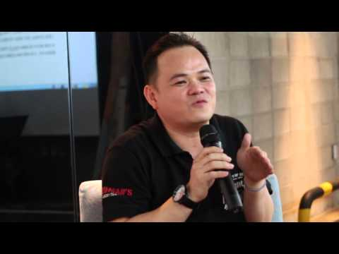 Startup Grind Seoul Hosts Alvin Foo (Omnicom Media Group)