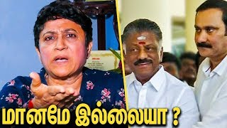 Jayalalitha's Friend Geetha Interview About AIADMK Alliance