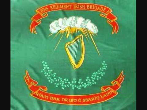 The Boys Of The Irish Brigade