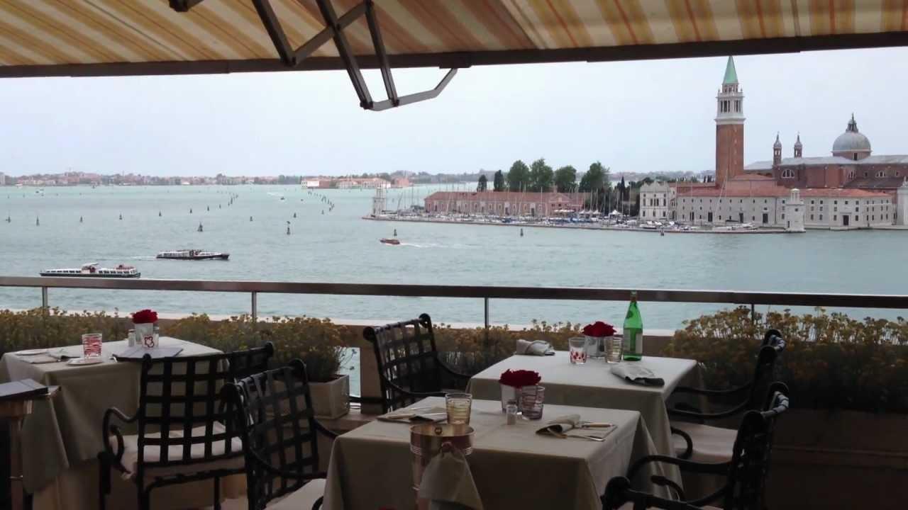 TERRAZZA DANIELI (Venise Hôtel Danieli) - YouTube