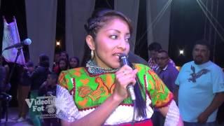 Coronacion de candidatas Santa Ana Hueytlalpan 2015