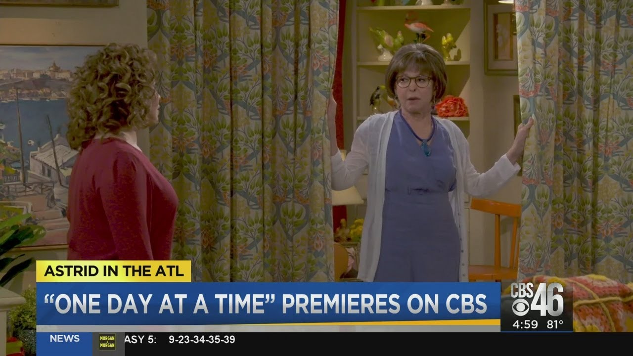 """""""One Day At a Time"""" stars EGOT winner Rita Moreno in new CBS ..."""
