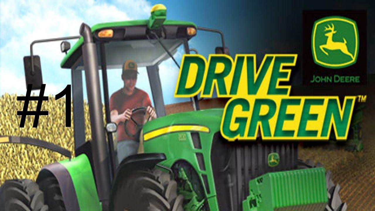 john deere drive green #1 Portuguese - YouTube