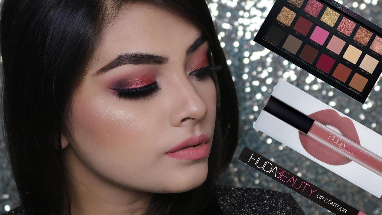 huda make up
