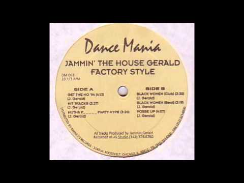 Jammin' The House Gerald - Black Women (Club)