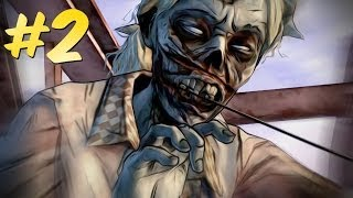 WHAT IS WRONG WITH YOU?! - The Walking Dead - Season 2 - Episode 2 - Part 2