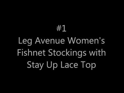 Top 10 Fishnet Stockings