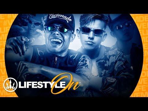 MC Lan e MC Fioti - Tcheleka (Web Lyric) Lifestyle ON