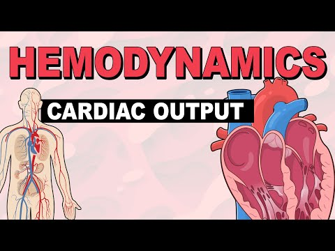 Cardiac Output | Hemodynamics (Part 3)